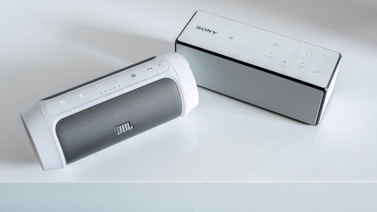 Oluv's Gadgets: Review: JBL Charge 2 - the failed new benchmark!