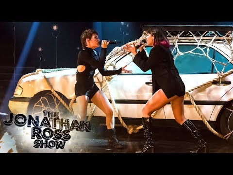 Charli XCX & Christine and the Queens - Gone [Performance] | The Jonathan Ross Show Mp3