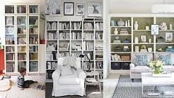 35 IKEA Billy Bookcase Hacks