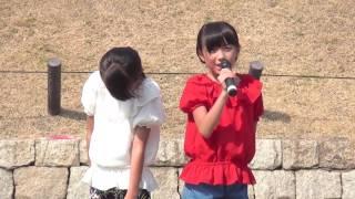 2016/08/14 14時40分~ 城天あいどるストリート Vol.10 大阪城公園 HANA...