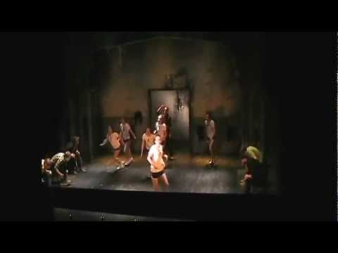 Carrie 2012 Off Broadway Revival  Part 1