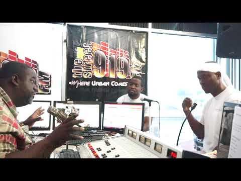 Gocc Trinidad &Tobago  ( Full Radio interview) on 91.9 FM