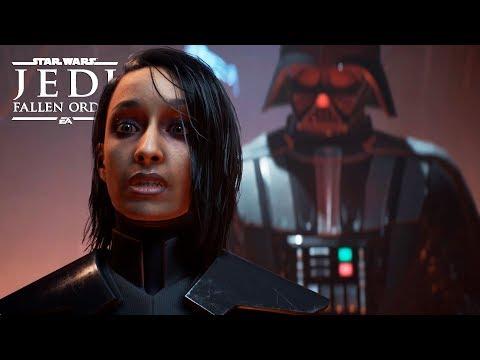 БАЗА ИНКВИЗИТОРОВ ФИНАЛ - Star Wars Jedi Fallen Order