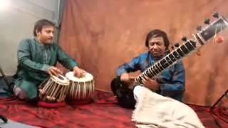 Great Maestro Ustad Shahid Parvez ji & Mahesh Salunke