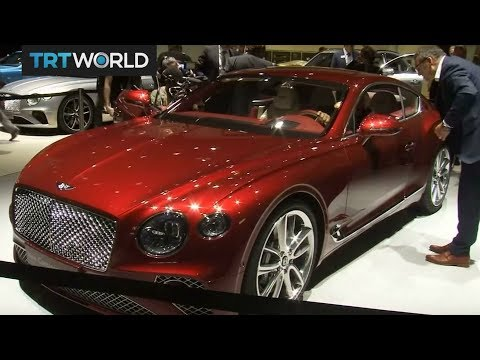 Money Talks: Frankfurt Auto Show 2017