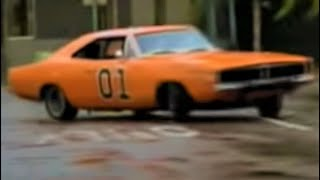 Dukes of Hazzard movie- chase scene