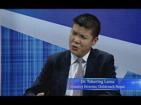 Idea Talk with Dr. Tsering Lama