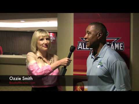 Interview with MLB Legend Ozzie Smith Part 1