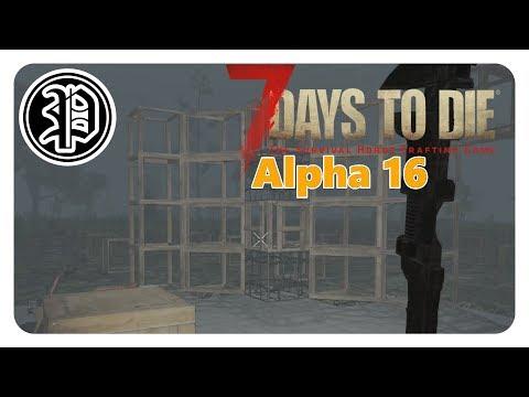 7 Days to Die Alpha 16.4 Deutsch | Irgendwas ist anders | Part 113
