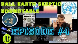 Ball Earth Skeptic Roundtable MY PERSPECTIVE (Rory Cooper)  Ep 4 July 1st 2015
