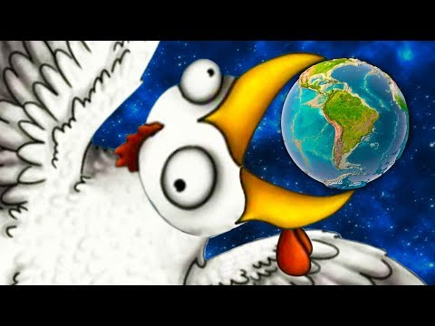 КУРОЧКА съела ВСЕ ГОРОДА #31 Tasty Planet Forever на крутилкины