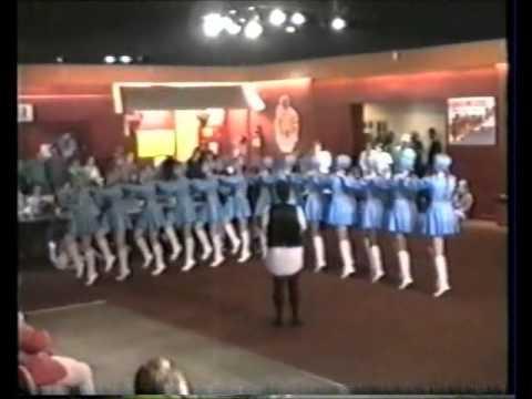 Rubettes Dance Troupe - Blue & White (95/96)