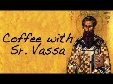 Coffee with Sr. Vassa Ep.36 (Basil the Great)