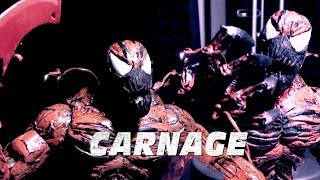Figure Builds - Carnage Custom Figure