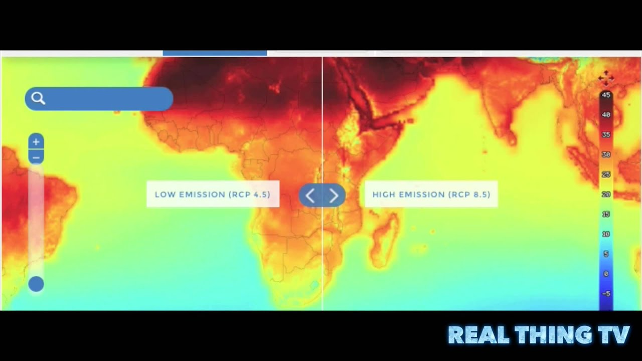 Scorched Earth In Interactive Nasa Map Reveals How Climate - Interactive us temp map