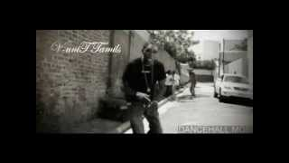 Vybz Kartel 2012 Dem A No Gangster (OFFICIAL VIDEO) (Godfather riddim) JAN 2012 NEW