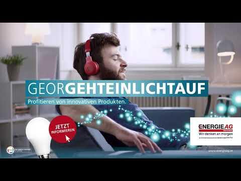 Energie AG LED Kampagne 2018