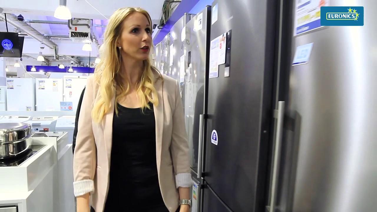 Anschluss Kühlschrank - YouTube