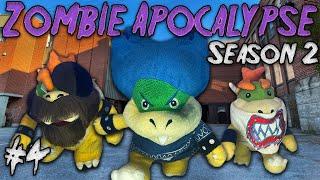 Adventures Of The Koopalings Zombie Apocalypse S2 Episode 4