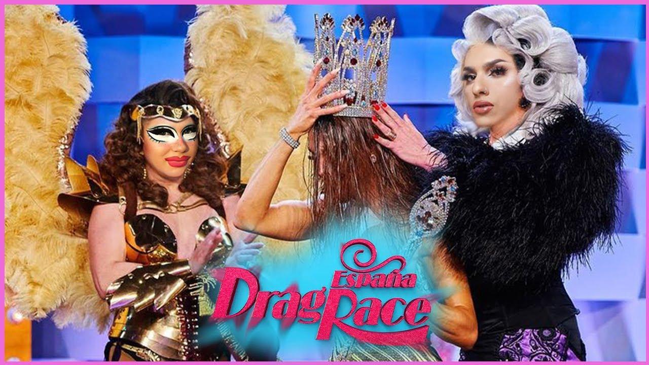 FINAL Drag Race España EP 9 - TJS #DYHZY #LADYNADA