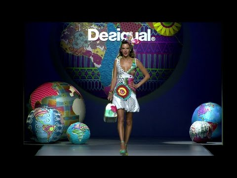 Desigual - ‪Madrid Fashion Week - Spring Summer 2015