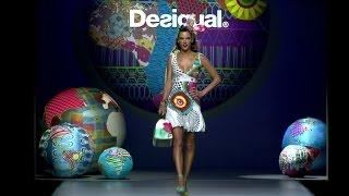Desigual - Madrid Fashion Week - Spring Summer 2015