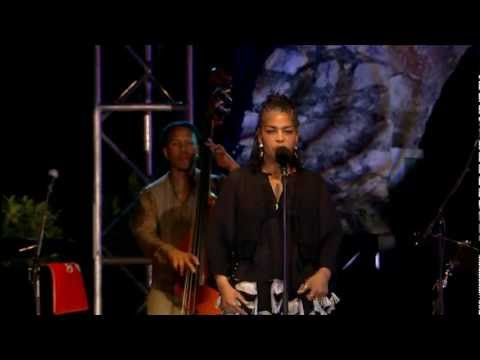 Abbey Lincoln - Nice Jazz Festival - LIVE 1995