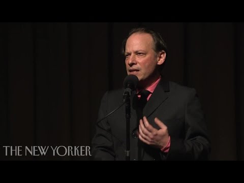 An Evening at the Moth: Adam Gopnik