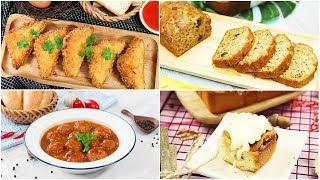 Hô biến các món ăn với BÁNH MÌ  cho bữa sáng nhanh gọn | Feedy TV