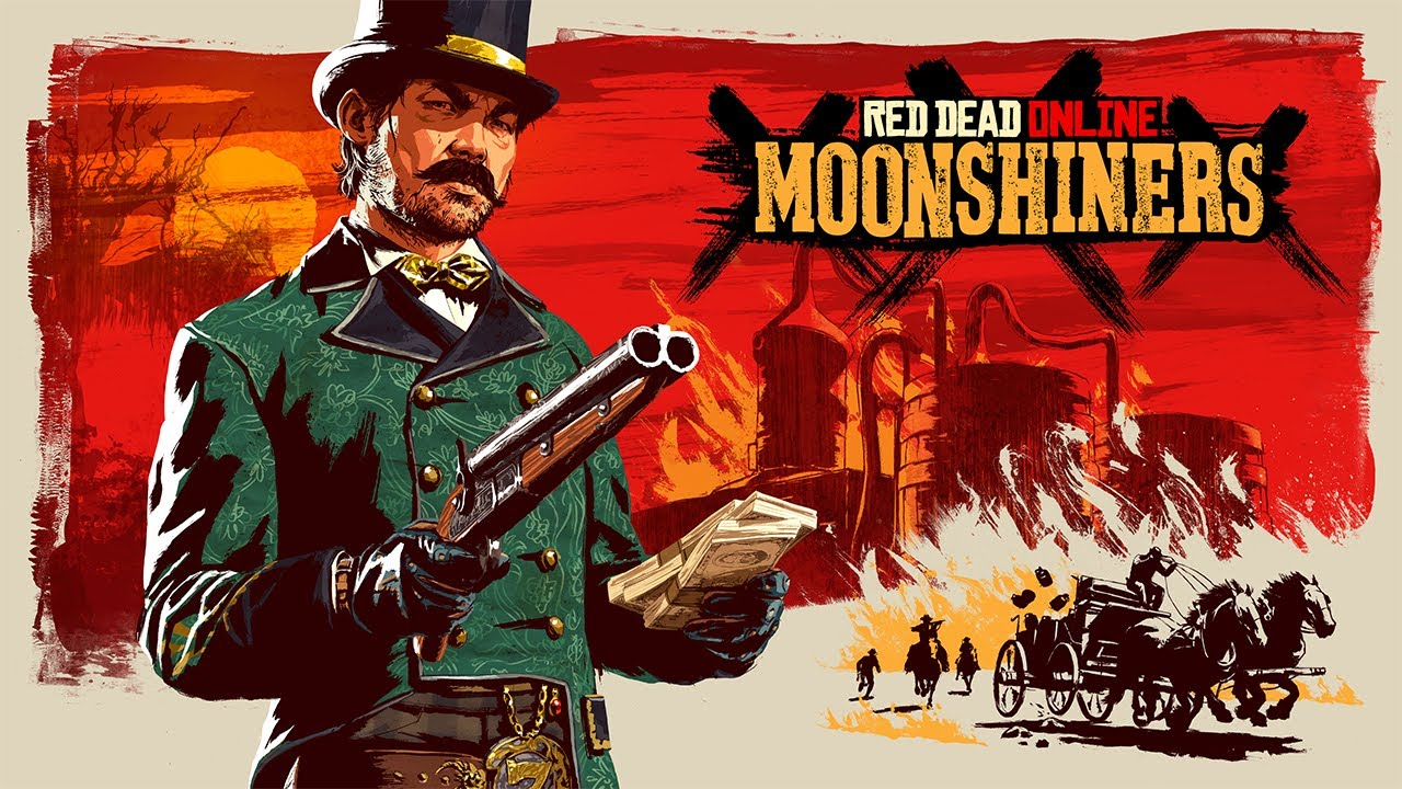Showcasing Moonshiner's Update!  - Red Dead Redemption 2 Online thumbnail