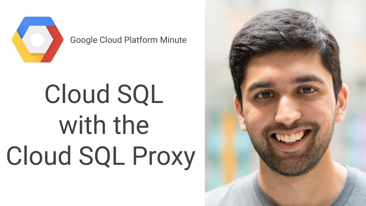 Connecting to Google Cloud SQL with the Cloud SQL Proxy