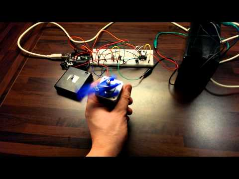 Driving Large Nema 34 Stepper Motors with Arduino