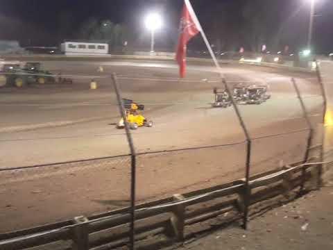 Lemoore Raceway Heat Race 10/28/17 Ty