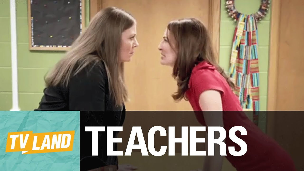 Naughty Teacher Highlights | Teachers on TV Land - YouTube