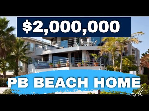 4002 Everts Street $1 Million Dollar View Pacific Beach Ca Condo Home BRAVO-Like Tour Justin Brennan