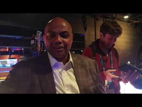 Charles Barkley discusses the loaded East and their trade deadline moves