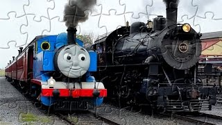 Thomas & Friends | Online Puzzle Game for kids