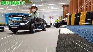 [부산 파라다이스호텔] BMW i8 드라이빙체험, 씨메…