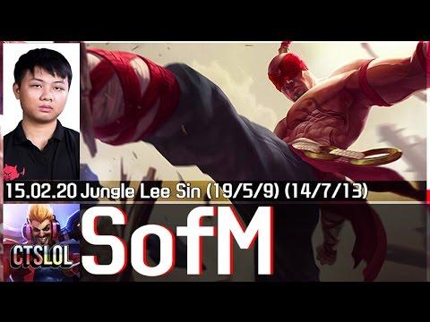 Có phải Leesin trong tay Sofm rất bá