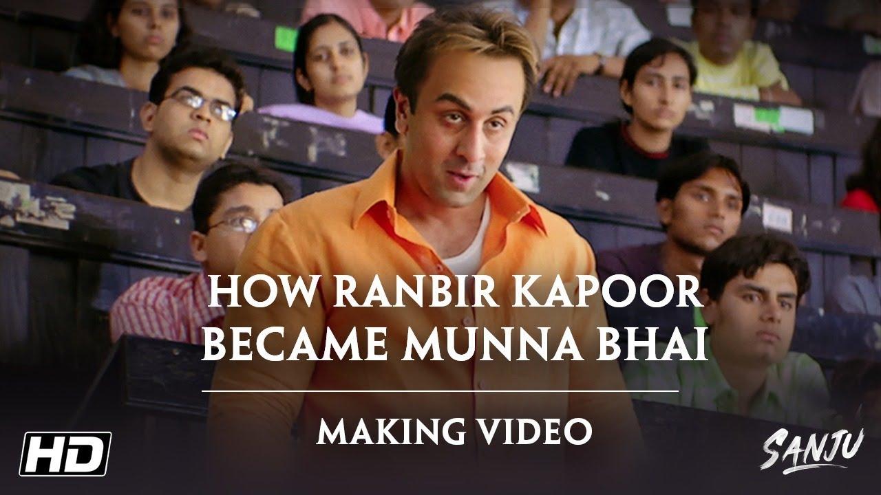 Download SANJU: Ranbir Kapoor to Munna Bhai - The Transformation | Rajkumar Hirani | In Cinemas Now