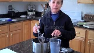 Chocolate Pudding--quick, Easy, Delicious