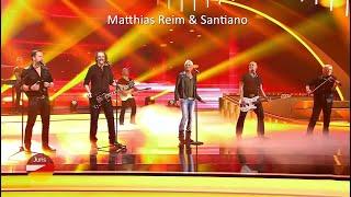 Matthias Reim & Santiano - Verdammt, ich lieb dich (Willkommen bei Carmen Nebel 29.03.2018)