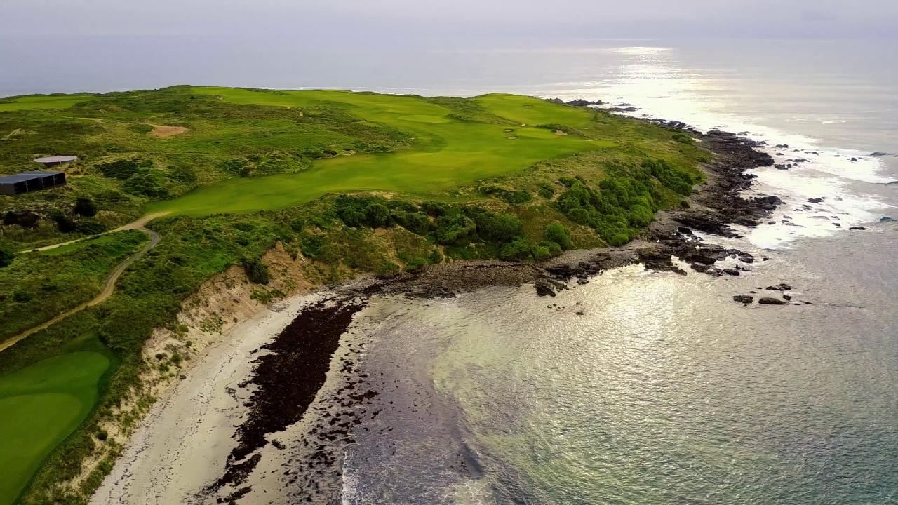 Cape Wickham Golf Course 4K