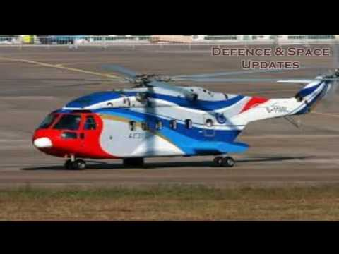 China's heavy lift helicopter AC313 passes all airworthiness tests