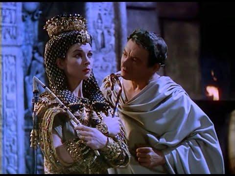 César e Cleópatra. 1945. Legendado