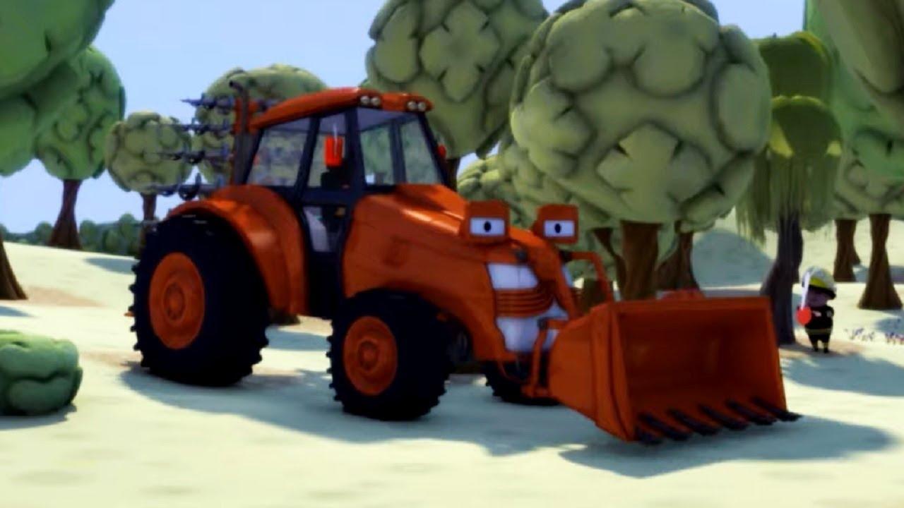 Олли Веселый грузовичок  - Большой бизнес  - Мультфильм про машинки - Премьера