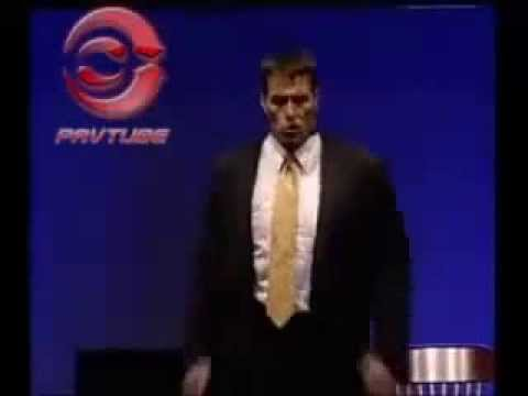 Anthony Robbins -  Incantation: NOW I AM THE VOICE!