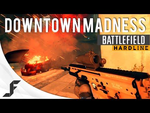 Downtown Madness - Hotwire Battlefield Hardline Gameplay
