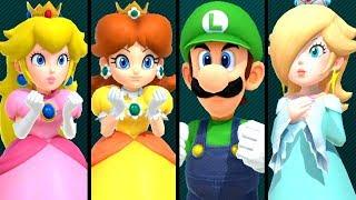 Super Mario Party FULL PARTY - Luigi, Peach, Rosalina & Daisy (Switch)
