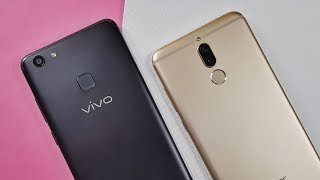 Honor 9i vs ViVo V7 Plus Camera Comparison | SAMPLE SHOTS!!